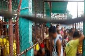 philippines  crowded jails  corona virus  22 thousand  inmates frees
