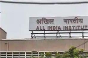 delhi aiims patient hanging suicide