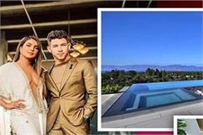 inside pics  priyanka and nick 20 000 sq ft house in los angeles