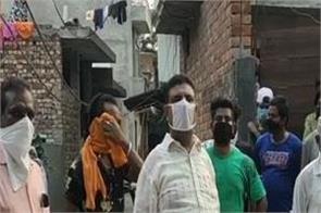 gurdaspur  administration  negligence  corona positive patients