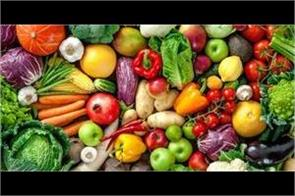 vegetables prices