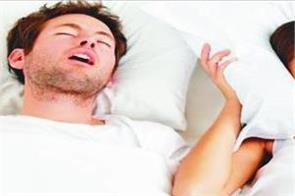 sleep snoring problem sex life