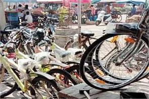increased public interest in sports bicycles