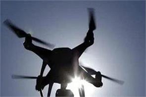 gurdaspur  chakri post  firing  drones