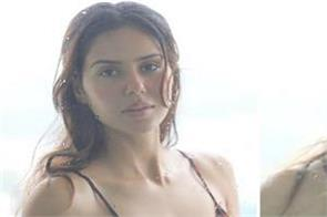 sonam bajwa hot look