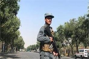 bomb killed three policemen in afghanistan