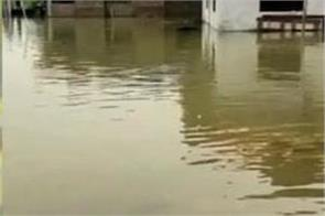 bigg boss fame deepak thakur  s residence submerged in flood