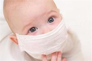 public health england small children masks
