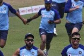 imp information revealed on team india s training camp