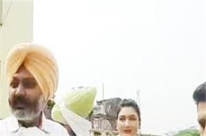 capt  amarinder singh  badal family  harpal cheema