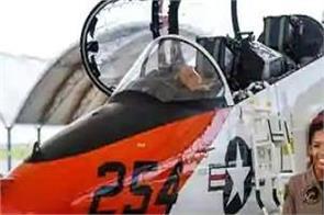 us navy female tactical aircraft pilot