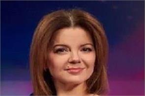 news anchor loses tooth ukraine