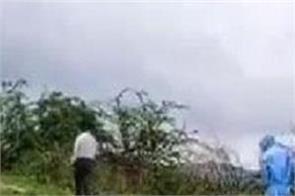coronavirus patient death corpses video