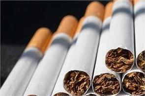 customs officials 4 5 lakh cigarettes in covid special train