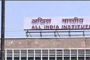 corona infected journalist suicide by jumping from aiims