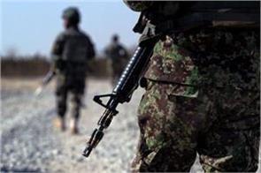 three afghan policemen killed in clash