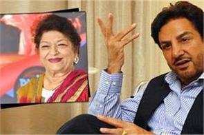 gurdas maan share emotional post for saroj khan