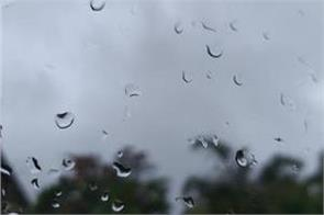 heavy rains expected from 28 in the north west