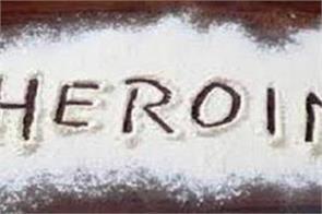 india pakistan border heroin seized