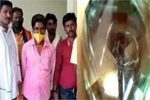 50 lakh diamond found in one offense  fate of laborer changed overnight