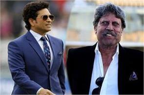 sachin didn  t know how to turn a hundred into a double or triple hundred  kapil