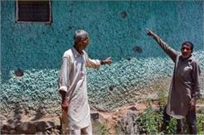 pakistan breaks ceasefire in poonch three civilians die