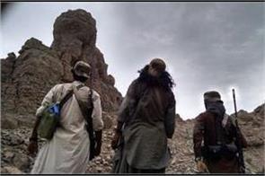 5 baloch militants killed in pakistan