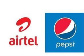 airtel and pepsico launch campaign offering up to 2gb free data