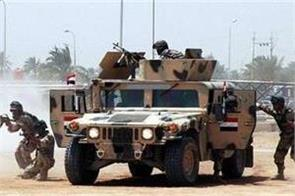 egyptian army says 77 terrorists killed in north sinai