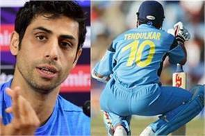 tendulkar knowingly was lucky in the world cup semifinals  nehra