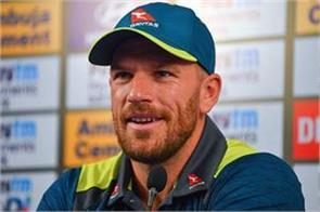 australia ready to play in a bio safe environment  finch
