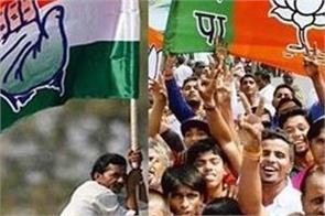 war between congress and bjp in rajasthan