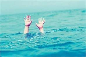 child drowned in canal
