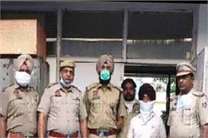liquor amritsar punjab police arrest