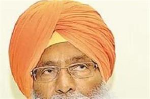 satkar committee  bhai gobind singh longowal