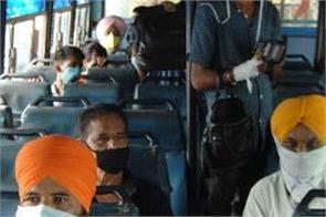 coronavirus punjab curfew captain amrinder singh bus service weekend