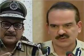 bihar dgp questions mumbai police why fraud of rs 50 crore taken