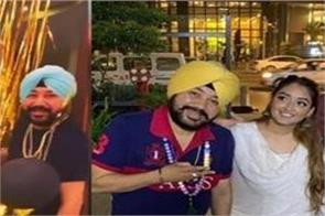 ajit mehndi shared masti video with daler mehndi