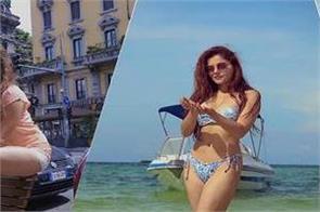 tv actress rubina dilaik photo viral on internet