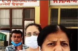 women doctor mla harjot kamal moga civil hospital