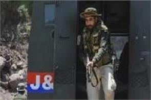 srinagar terrorist attack 2 policemen martyred one injured