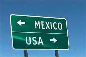 mexico border united states closed travel