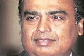 mukesh ambani lagging behind in the list of world s richest people