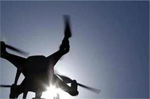 indo pak border pakistani drone