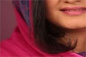 congress leader nimisha mehta ram mandir foundation