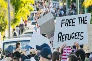 protests for release refugees brisbane