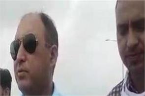 dera baba nanak kartarpur corridor pakistani engineers survey