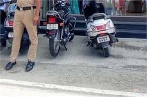 ludhiana  shopkeeper  police officer