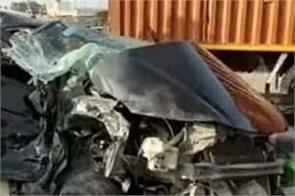 road accident jalandhar amritsar highway