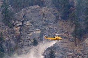 evacuation order wildfire  penticton  bc